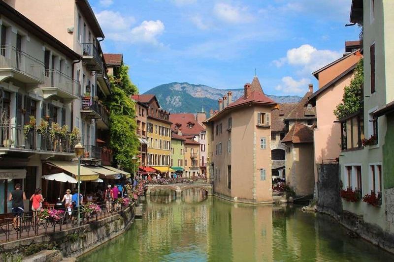 شهرهای کوچک توریستی در اروپا