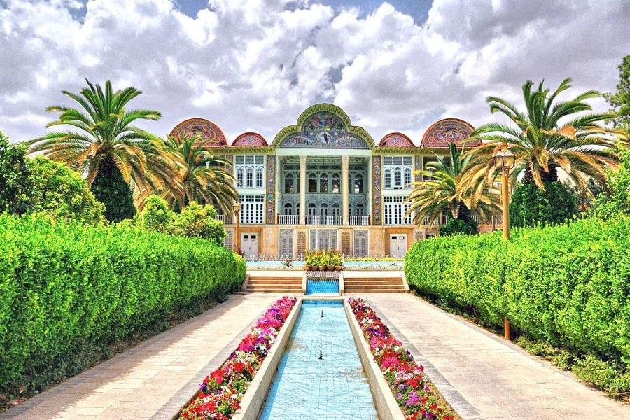 زیباترین باغهای شیراز