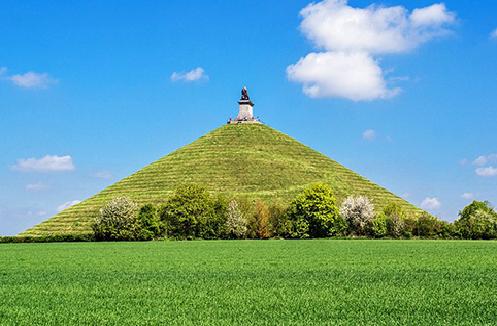 مکان های تاریخی بلژیک