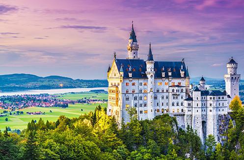 زیباترین مقاصد گردشگری آلمان