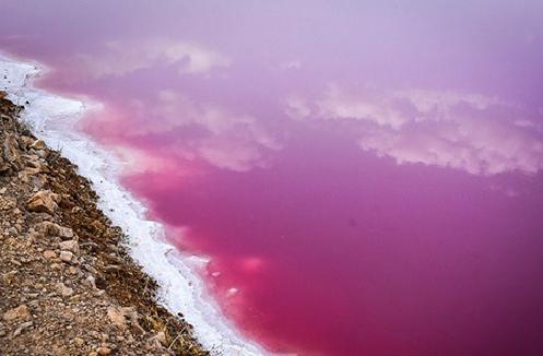 دریاچه مهارلو کجاست ؟