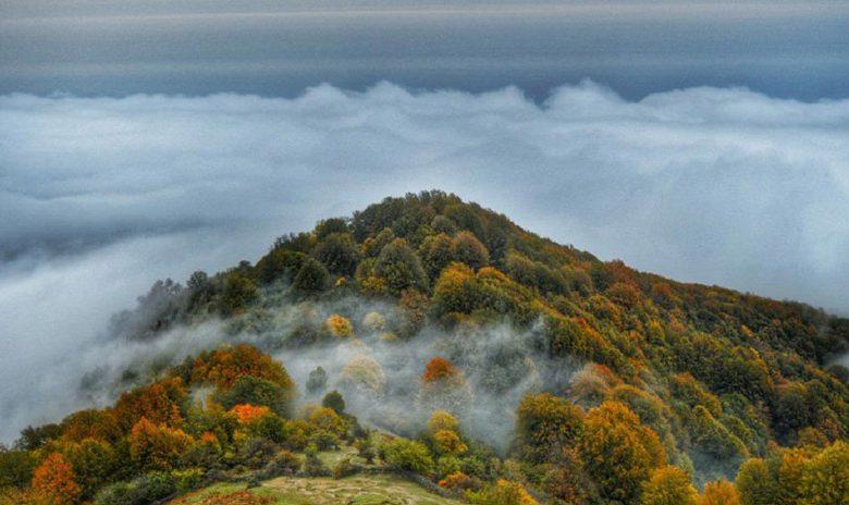 زیبایی های بکر جنگل الیمستان