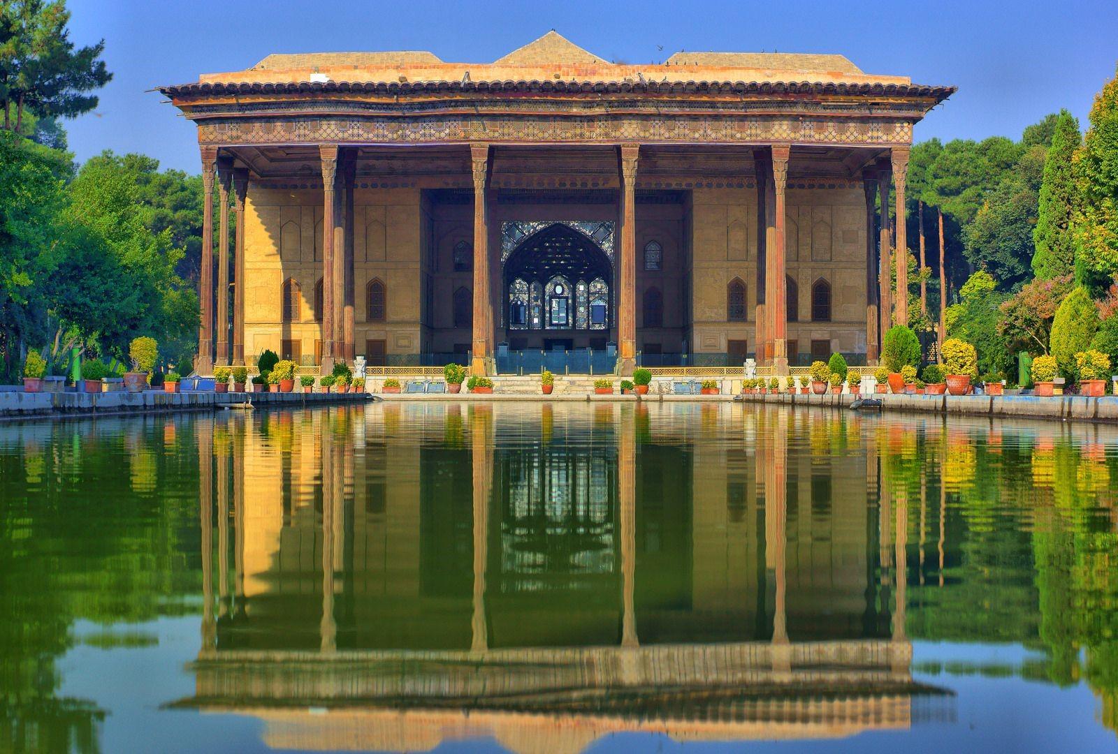 جاذبه های گردشگری پر طرفدار اصفهان