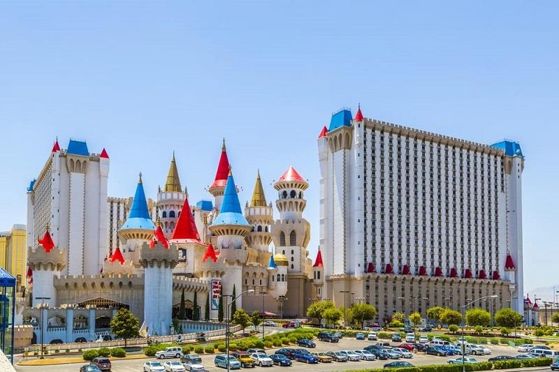 بزرگترین هتل های لاس وگاس