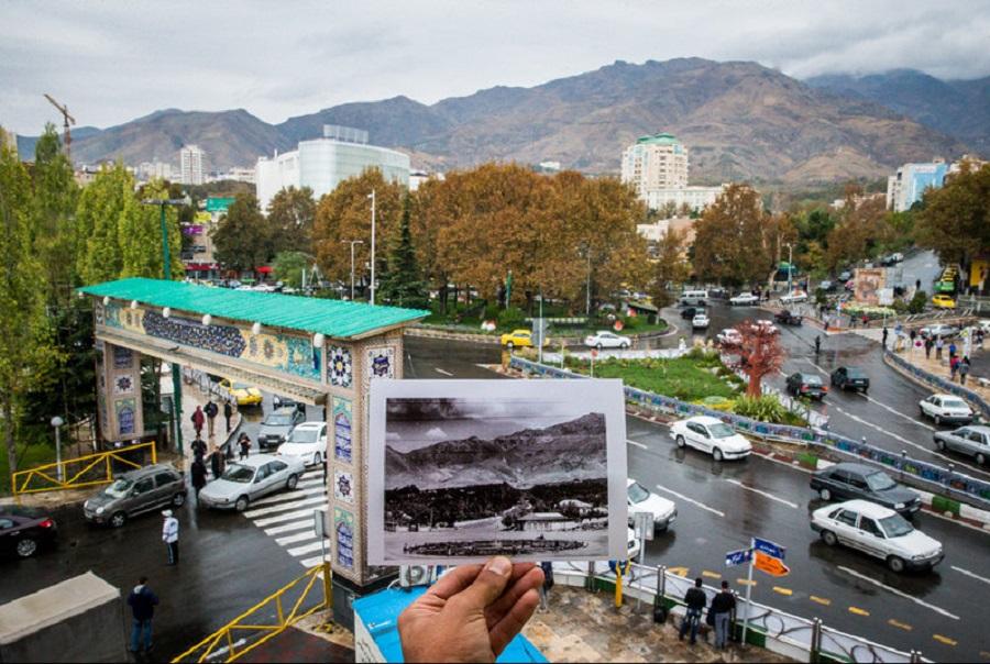 تهران قلب تپنده ایران